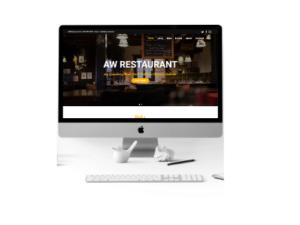 Restaurant Website design in Hadapsar, Pune